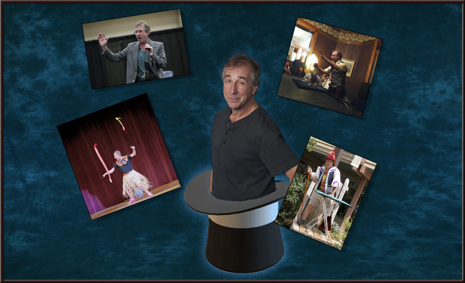 Eddie Goldstein Magic Shows, Denver, Boulder, Colorado, Special Events, Corporate Hospitality Events,, Small Gatherings, Educational Events, Parties